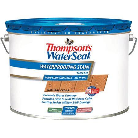 thompson water seal  shoppinder