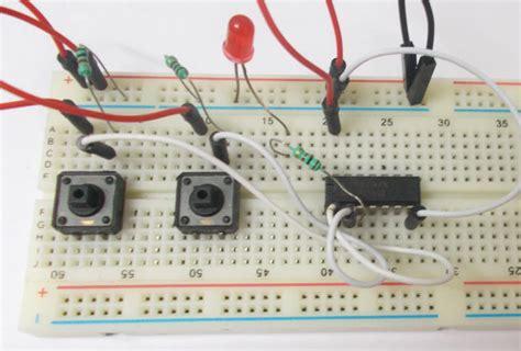 Arduino Circuit Diagram Explanation