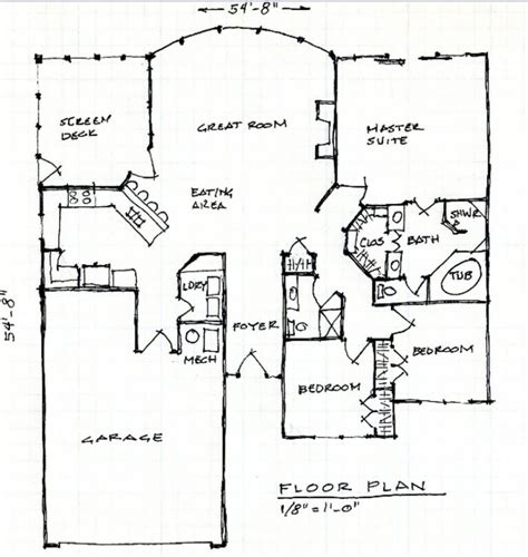 Best Of Patio Home Floor Plans Free  New Home Plans Design