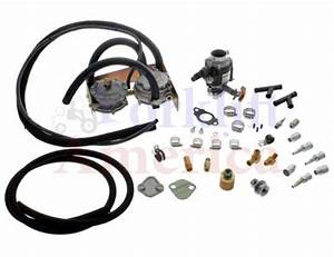 Propane  Lp  Lpg  Conversion Kit For Toyota Forklifts 4y  U0026 4p Engines