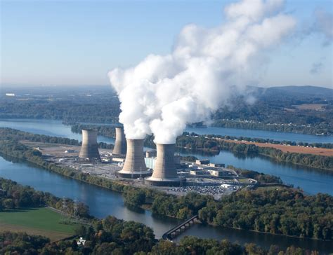 Study Links Three Mile Island Nuclear Partial Meltdown To