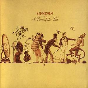 Scarica la copertina cd Genesis - A Trick Of The Tail ...