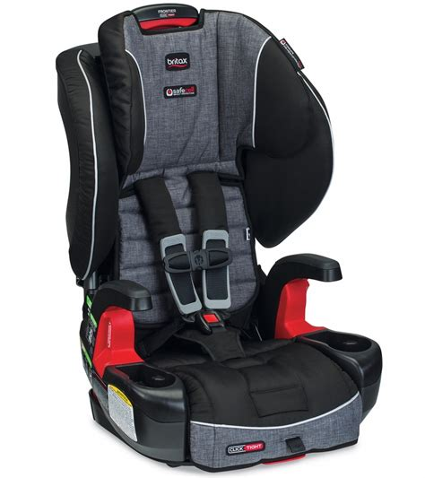 britax frontier clicktight booster car seat vibe