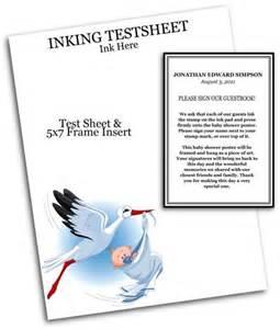 baby shower fingerprint tree baby shower fingerprint guest book fingerprint guest book