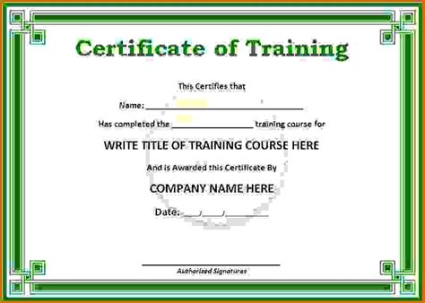 Free Certificate Templates For Word by Free Certificate Templates For Wordreference Letters Words