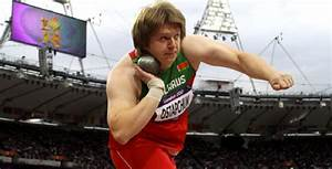 The Beast From Belarus Tests Positive For Steroids  Gold Medal Stripped