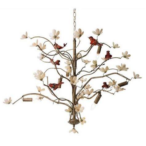 modern home lighting  birds decoration design