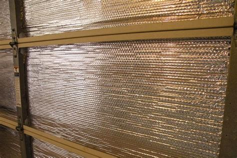 best type of insulation for garage all you need to about garage door insulation types