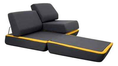 dunlopillo canapé convertible canapé convertible d 39 l 150 cm gris anthracite