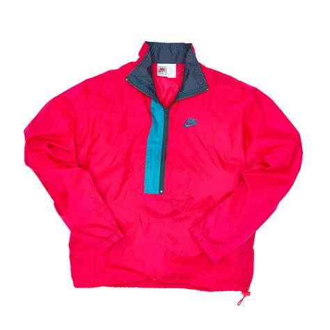 nike light pink windbreaker nike pullover windbreaker pink