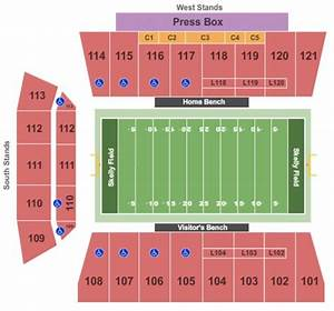 Skelly Field At H A Chapman Stadium Tickets In Tulsa