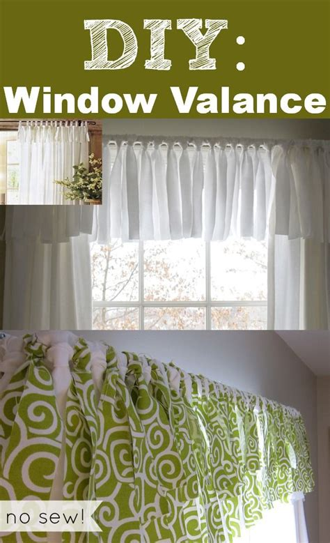 sewing drapes and curtains 25 best ideas about no sew valance on kitchen