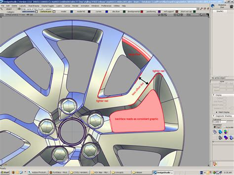 car design software autodesk the gallery performance car design