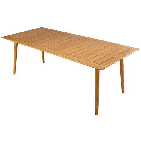 table de jardin 8 personnes table de jardin 8 personnes en acacia massif frejus