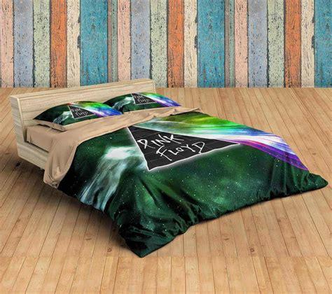 3d customize pink floyd bedding set duvet cover set