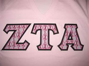 17 best images about sorority letter shirts on pinterest With zeta tau alpha letter shirts