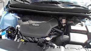 2013 Hyundai Accent Under The Hood 1 6 Gdi