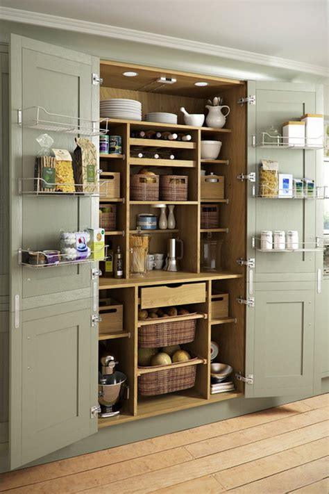 Inexpensive Kitchen Pantry Cabinet by Functional And Creative Kitchen Pantry Ideas Noted List