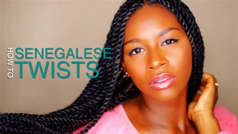 Senegalese Twists Hair Guide