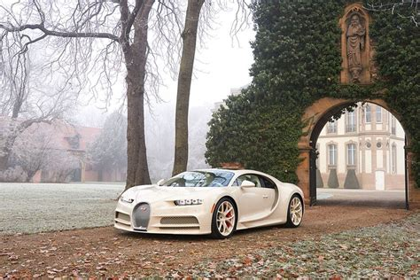 It's the chiron hermès edition, it's the only one of its kind, and now more than three years since it was commissioned, it's finally ready. This One-Off Bugatti Chiron Hermès Is Truly a Work of Art