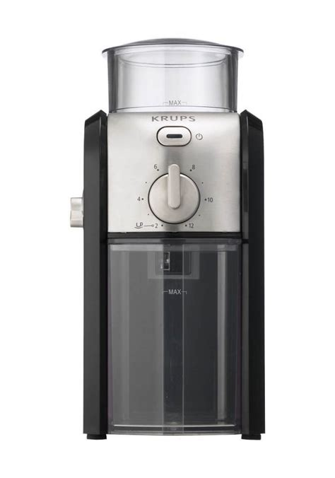 This attractive machine from bodum is available. Krups Burr Coffee Grinder Review - 2020 - 2021