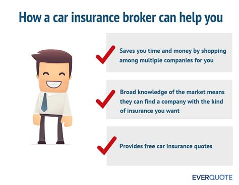 A broker offers more competitive quotes and eliminates the need for the customer to request quotes from several companies. What is a Car Insurance Broker?