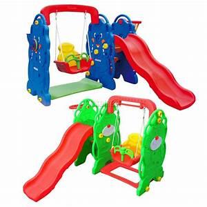 Balancoire Et Toboggan : balancoire bebe avec toboggan abri de jardin et ~ Melissatoandfro.com Idées de Décoration