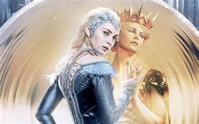 Huntsman Winter War Queen Ice Evil Movies