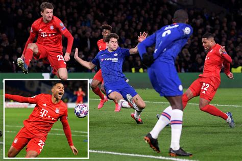 Chelsea 0 Bayern Munich 3 LIVE RESULT: Gnabry and ...