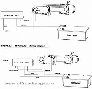 Warn Winch Wiring Diagram 2 Solenoid