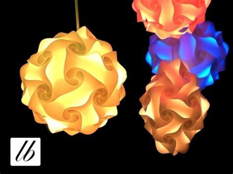 Kwmobile Puzzle Lampe DIY XL
