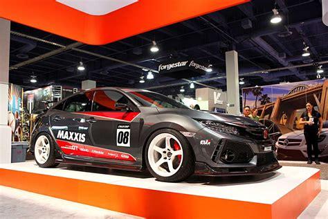 honda civic type r fk8 tuning evasive motorsports civic type r evs tuning side splitter