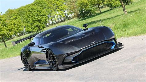 2017 Brand New Aston Martin Vulcan For Sale On Luxify