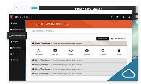 Wordpress Website Builder create  website   wordpress website builder boldgrid 1109 x 666 · png