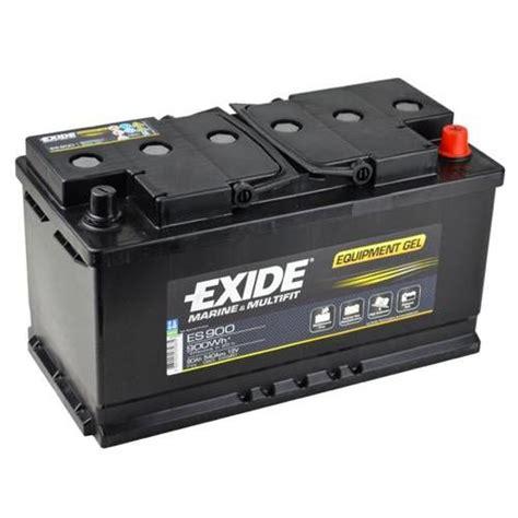 exide leisure battery equipment gel es  cost