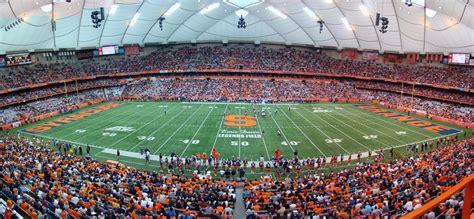 Carrier Dome - Syracuse, NY | SU vs Cincinnati - 11.26.11 ...