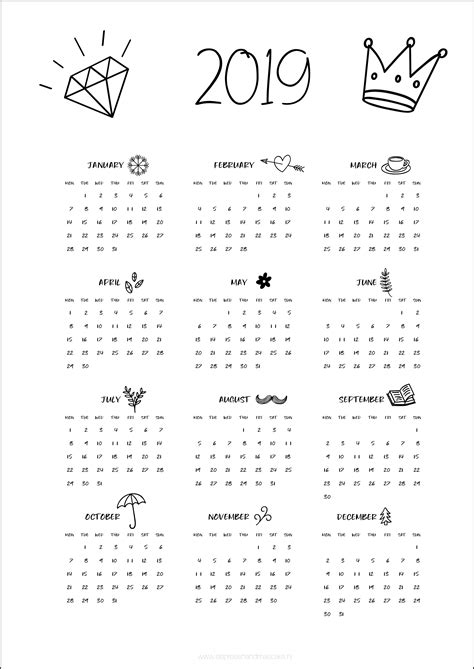 calendars goodnotes calendario imprimir