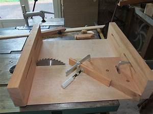 chariot de sciage pour scie circulaire par bernino sur l With good table de sciage maison 4 table de scie circulaire le guide