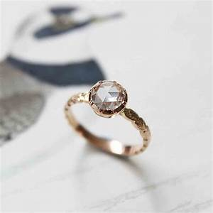 vintage non diamond engagement rings siudynet With non traditional wedding ring sets