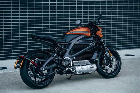 Harley-davidson Livewire Electric Motorcycle To Go Into