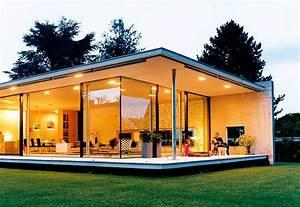 bungalow vor und nachteile schoner wohnen With französischer balkon mit garten bungalow selber bauen