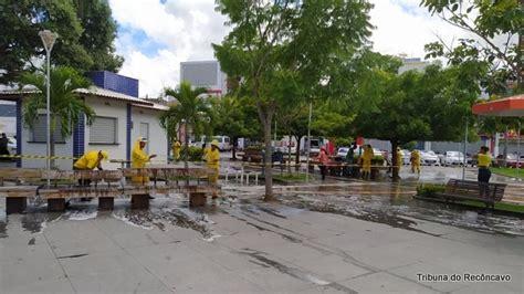 Tribuna do Recôncavo / Santo Antônio de Jesus / SAJ: Praça ...