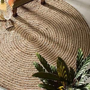 Vintage Teppich Rund : teppich sisal rund ~ Indierocktalk.com Haus und Dekorationen