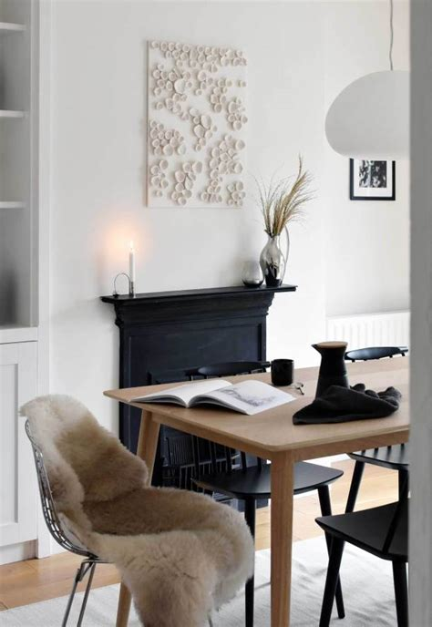 Minimalist Yet Warm Studio by My Minimalist Yet Warm Dining Room Makeover The Reveal