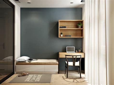 amenagement petit espace   de chambres design