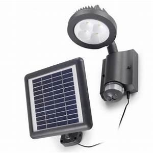 Luminaire Exterieur Solaire : luminaire d 39 ext rieur lampe solaire led autonome shapley ~ Teatrodelosmanantiales.com Idées de Décoration