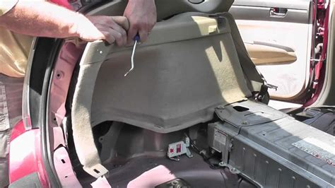 Toyota Prius Gen Ii Hybrid Battery Replacement