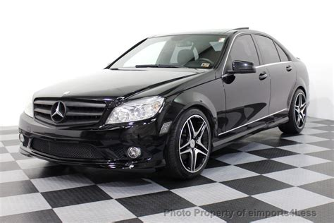 Glc 300 d 4matic купе sport. 2010 Used Mercedes-Benz C-Class C300 4Matic Sport Package AWD NAVIGATION at eimports4Less ...
