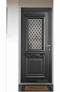Porte D Entrée Aluminium Castorama Porte D Entr E Sur Mesure En - Porte d entrée aluminium castorama