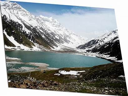 Saiful Muluk Lake Pakistan Valleys Peaks Melodious